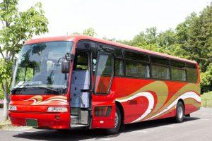 バス会社のイメージ画像