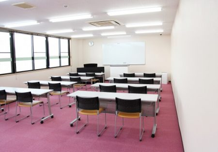 会社の会議室の画像