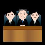 裁判のイメージイラスト