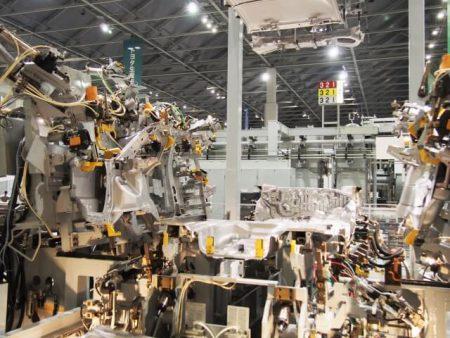 製造工場のイメージ画像