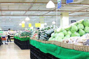 スーパーマーケットなどのイメージ画像