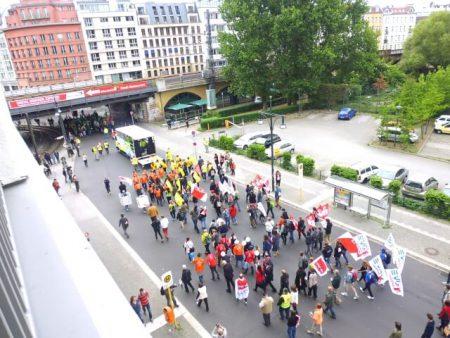 街宣活動のイメージ画像