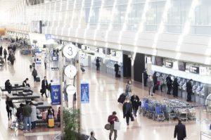 航空会社のイメージ画像